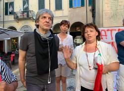 Varese - Presidio di N Azione Umana per i migranti