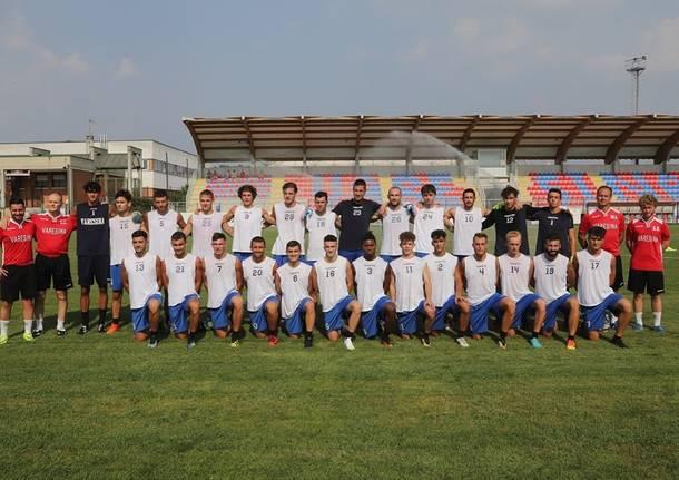 varesina calcio 2019-2020