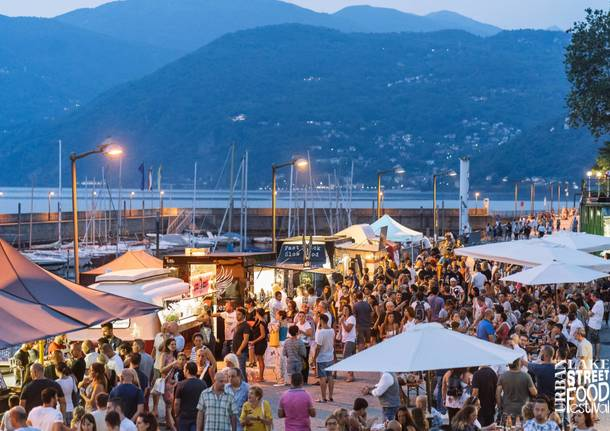 Urban Lake Street Food Luino