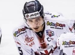 alessando re hockey su ghiaccio