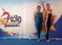 Alessia Alfano e Barbara Causa twirling tradate