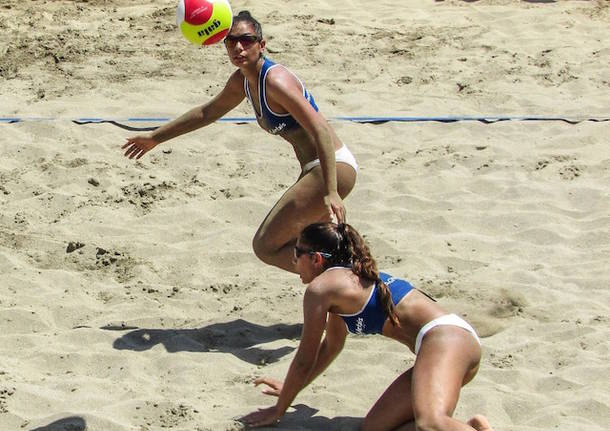 beach volley generica varie