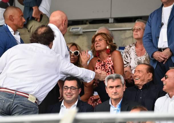 Berlusconi allo Speroni