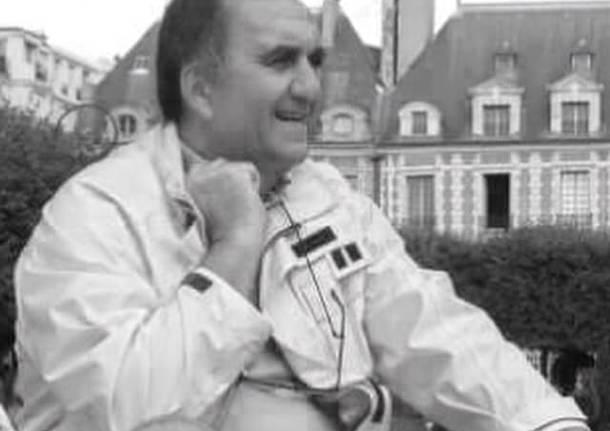 Il mondo della scuola varesina piange il prof. Carletto Zerba