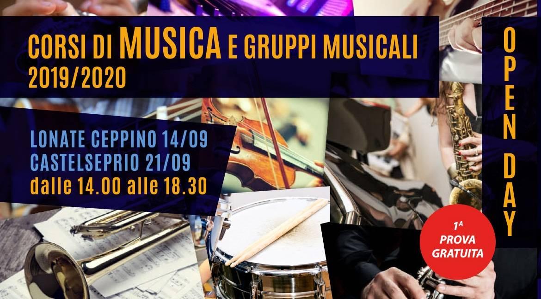 OPEN DAY - Accademia La Verdi Musica