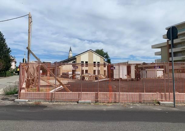 La chiesa dei mormoni è quasi pronta