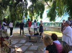 Comerio ricorda le vittime di Hiroshima e Nagasaki