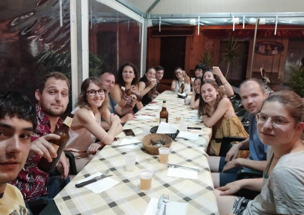 I ragazzi dell'oratorio estivo alla scoperta della Sicilia