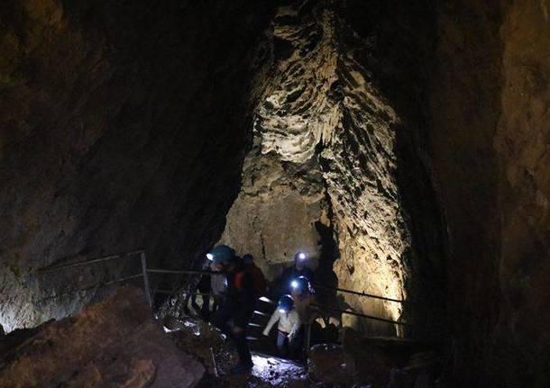 Ferragosto alla grotta Remeron