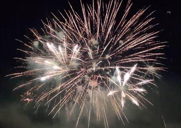 fuochi d'artificio monate