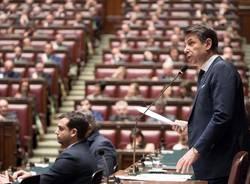 giuseppe conte parlamento