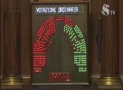 voto senato