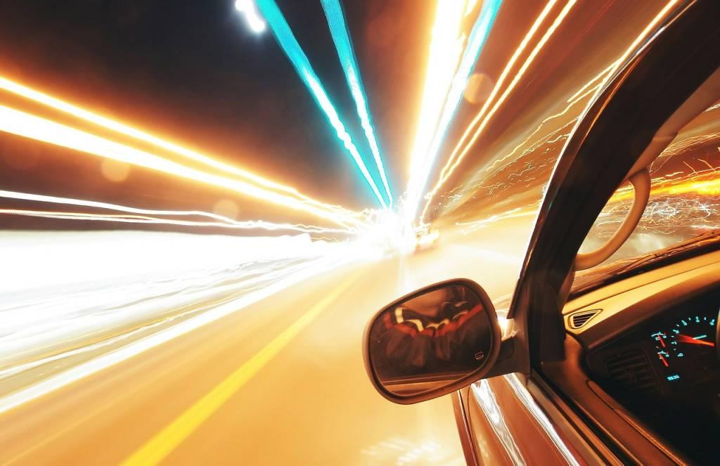 auto notte