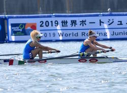 greta schwartz matilde barison canottaggio mondiali junior 2019