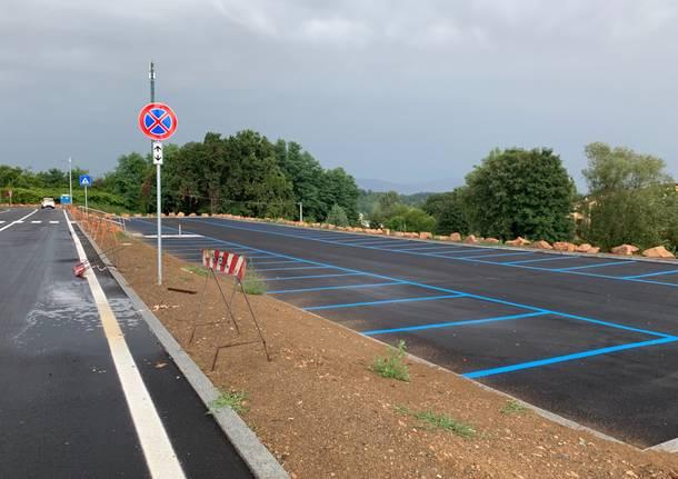 I cantieri del parcheggio di via Maspero