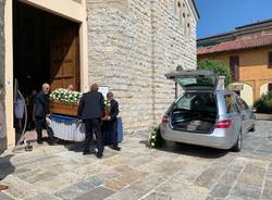 I funerali di Lino Mera