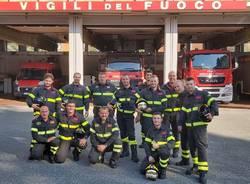 I neo vigili del fuoco volontari