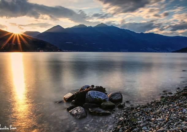lago maggiore maccagno annalisa piona
