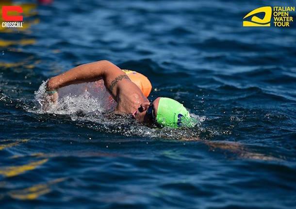 massimiliano ferrario nuoto in acque libere