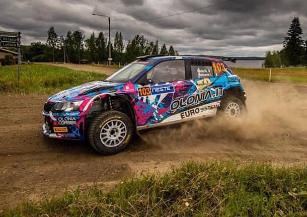 mauro miele rally finlandia mondiale 2019