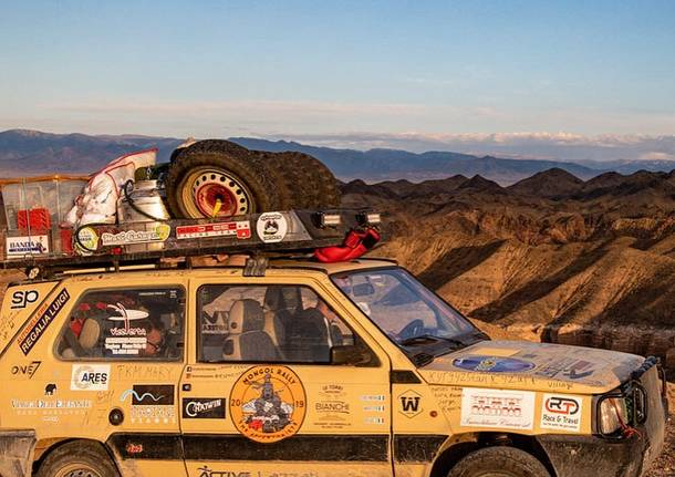 Il Mongol Rally in Asia Centrale