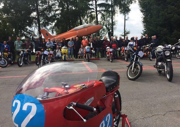 moto aermacchi raduno storico