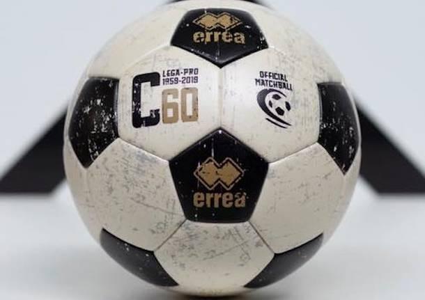 pallone serie c errea calcio