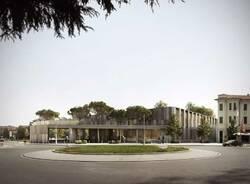 Polo culturale di Legnano progetto  1