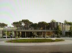Polo culturale di Legnano progetto  9