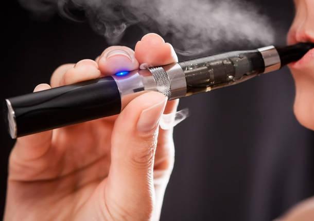 sigaretta elettronica svapo