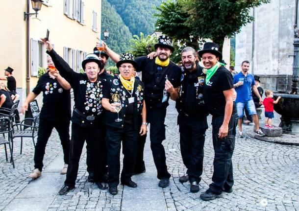 Spazzacamini in Val Vigezzo