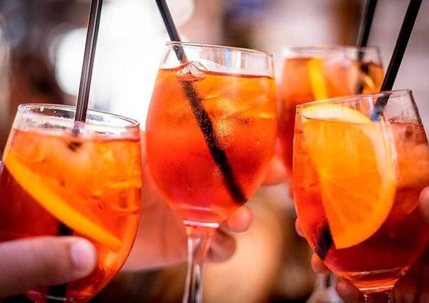 spritz party a Samarate