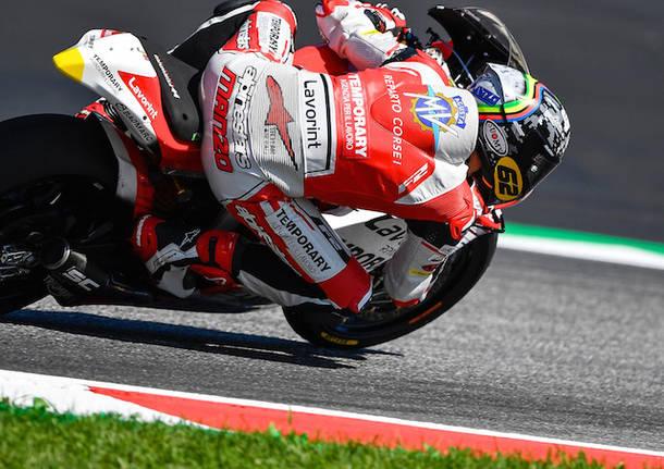 stefano manzi mv agusta forward racing gp d'austria 2019