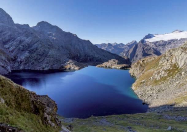 trekking laghetti alpini