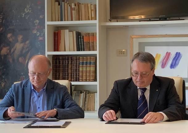 Vanni Belli, presentato il nuovo direttore generale della Fondazione Molina