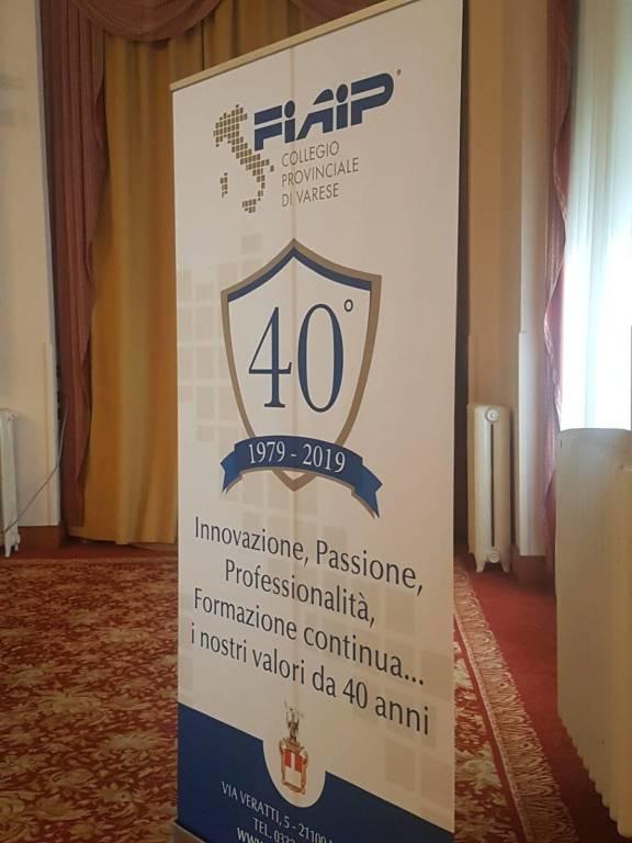 40 anni di Fiap Varese