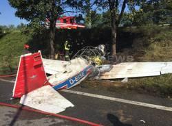 aereo da turismo caduto bergamonews