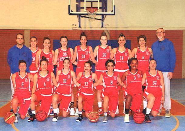 associazione pallacanestro gavirate
