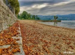 autunno sul lago maggiore