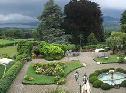 Azzate, Villa Ghiringhelli