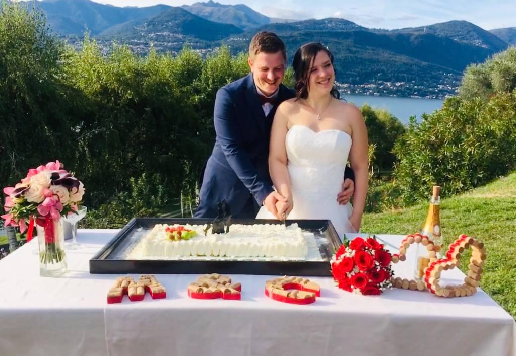 Buona vita e tanta felicità, Marco e Cristina!