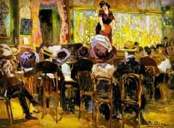 café chantant a oggiona