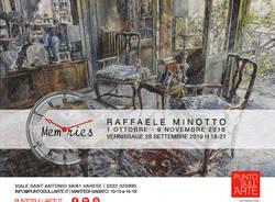 Raffaele Minotto - Memories