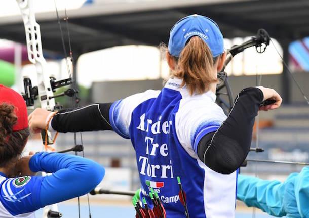 Campionato italiani Targa 2019 di tiro con l\'arco