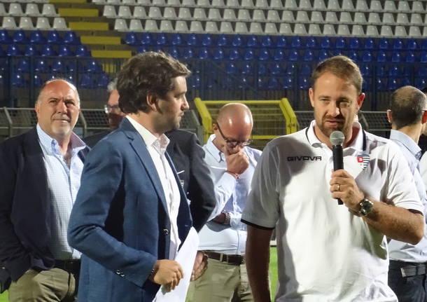 """Festa biancoblu allo \""""Speroni\"""""""