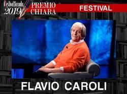 Incontro con Flavio Caroli al #Chiara2019