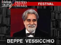 Incontro con Beppe Vessicchio al #Chiara2019