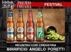 Il #Chiara2019 incontra l\'industria: Birrificio Angelo Poretti