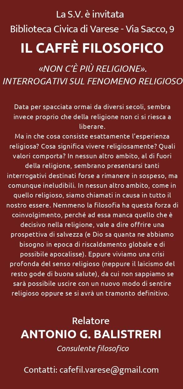 incontri con diverse opinioni religiose