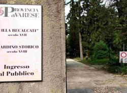 Parco di Villa Recalcati, la proposta del Comune – Appello